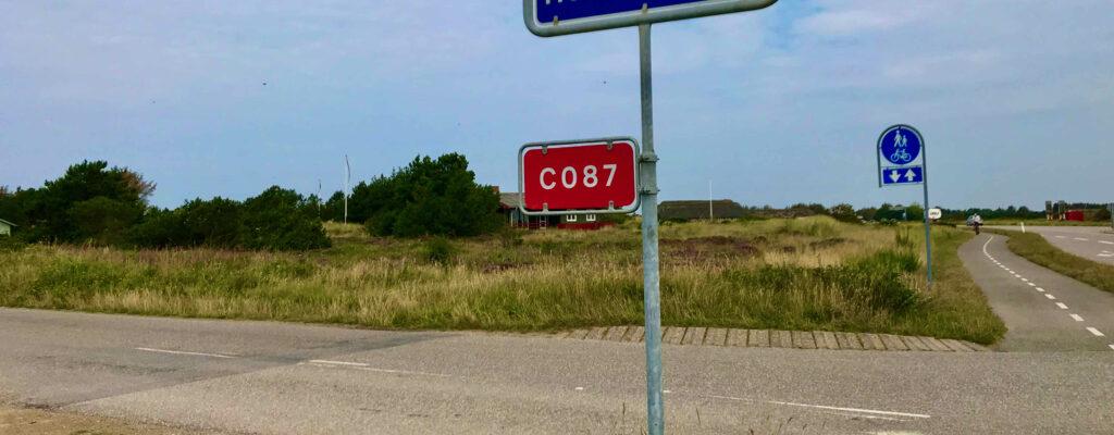 Holmsborgvejen spærret den 18. maj